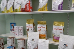 We sell a selection of quality pet supplies