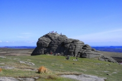 Haytor on Dartmoor