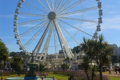 English  Riviera Wheel, Torquay